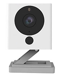abordables -Xiaomi 2 mp IP Camera Interior Support64 GB / CMOS / Sin Cable / iPhone OS / Android / Día de Noche