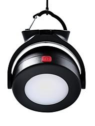 preiswerte -LED Licht LED Cree T6 Radsport Magnetischer Typ Verstellbar Lumen USB 3 AAA Batterien D-Zelle Weiß Camping / Wandern / Erkundungen Für