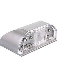 cheap -1pc Smart Night Light White AA Batteries Powered Infrared Sensor Battery