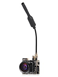 voordelige -LST - S2 5.8G 800TVL HD Micro CMOS FPV Camera 1 FPV Components Metallic