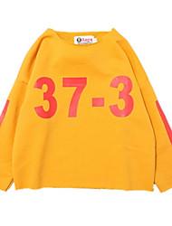 abordables -Enfants Garçon Imprimé Manches Longues Pull à capuche & Sweatshirt