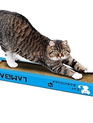 cheap -Catnip Beds Simple Pet Friendly Scratch Pad Paraben Free Formaldehyde Free Catnip Cardboard Paper For Cats