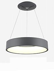 preiswerte -Drum Kronleuchter Moonlight - Sichtschutz, Ministil, 110-120V / 220-240V, Wärm Weiß / Kühl Weiß, Inklusive Glühbirne / 5-10㎡ / FCC