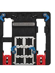 economico -9-in-1 circuito stampato supporto jig apparecchio di lavoro stazione di lavoro per iphone 8 7 6 sp 5 s scheda logica a8 a9 a10 chip