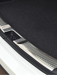 baratos -0.7m Barra do limiar do carro for Mala do carro Interno Comum Aço Inoxidável For Suzuki Todos os Anos Tongxiao / S-Cross