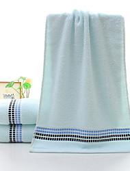 Недорогие -Свежий стиль Полотенца для мытья, Горошек Высшее качество Полиэстер / хлопок Чистый хлопок Полотняное плетение 1pcs