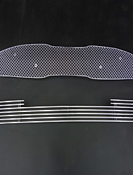cheap -2pcs Car Car Front Grille Decoration Business Paste Type For Lower part of the front grille / Upper part of the front grille For Kia K3