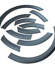 abordables -10pcs Voiture Sourcil de roue de voiture Business Type de pâte For Roue de voiture For Audi Q5 2017 / 2016 / 2015
