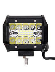 Недорогие -1 шт. Автомобиль Лампы 60W Интегрированный LED 6000lm 20 Светодиодная лампа Внешние осветительные приборы For Универсальный 2018