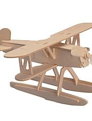 Недорогие -Деревянные пазлы / Пазлы и логические игры Пингвин / Мода / Самолет Для школы / Новый дизайн / профессиональный уровень деревянный 1pcs