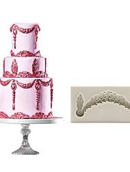 baratos -Ferramentas bakeware Silicone Faça Você Mesmo Criativo Nova chegada Aniversário para bolo Para utensílios de cozinha Cupcake Bolo