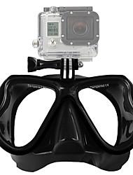 economico -Da neve Per Videocamera sportiva Gopro 5 Xiaomi Camera Gopro 4 Session Gopro 4 Gopro 3 Gopro 3+ Gopro 2 Gopro 1 Immersioni Plastica