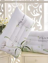 Недорогие -Комфортное качество Запоминающие форму тела подушки / Подголовник Новый дизайн / удобный подушка Микрофибра Хлопок