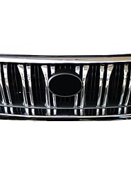 abordables -12 pcs Voiture Décoration de grille avant de voiture Business Type de pâte For Grille avant de voiture For Toyota CRÉATEUR TERRESTRE PRADO