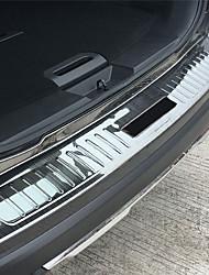 baratos -0.8m Barra do limiar do carro for Mala do carro Externo Comum Aço Inoxidável For Venucia 2017 X-Trail