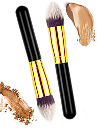 cheap -2 Makeup Brushes Professional Blush Brush / Concealer Brush / Powder Brush Nylon / Synthetic Hair Eco-friendly / Professional / Soft