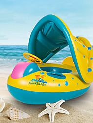baratos -Férias Boias de piscina infláveis Macio PVC / Vinil 1pcs Crianças