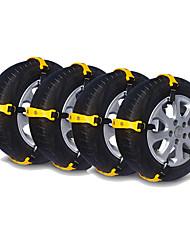 Недорогие -20pcs Автомобиль Снежные цепи Деловые Тип пряжки For Автомобильное колесо For Универсальный Все модели Все года