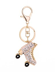 cheap -Keychain Jewelry White / Light Brown / Light Pink Alloy Casual / Fashion Gift / Daily