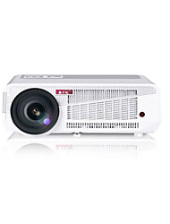 cheap -HTP LED-86+ LCD Home Theater Projector LED Projector 3000 lm Android 4.4 Support 1080P (1920x1080) 60-200 inch Screen / WXGA (1280x800)