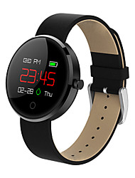 cheap -Smartwatch STDM78 for Android iOS Bluetooth Waterproof Heart Rate Monitor Blood Pressure Measurement Touch Screen Calories Burned Pedometer Call Reminder Activity Tracker Sleep Tracker / Long Standby
