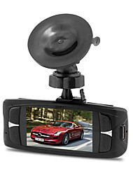 cheap -G1WH 1080p Night Vision Car DVR 140 Degree Wide Angle CMOS 2.7 inch LCD Dash Cam with motion detection 1 infrared LED Car Recorder
