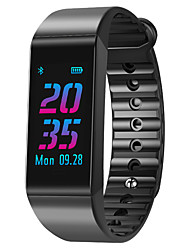 cheap -Smartwatch STSW6S for Android 4.3 and above / iOS 7 and above Heart Rate Monitor / Blood Pressure Measurement / Calories Burned / GPS / Long Standby Stopwatch / Pedometer / Call Reminder / Activity