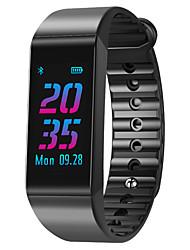 baratos -STSW6S Relógio inteligente Android iOS Bluetooth satélite Impermeável Monitor de Batimento Cardíaco Medição de Pressão Sanguínea Tela de toque Cronómetro Podômetro Aviso de Chamada Monitor de