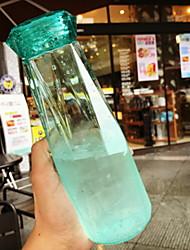 abordables -Vasos Plásticos / Piedra Preciosa y Cristal Vaso Portátil / Termoaislante 1pcs