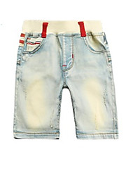 cheap -Kids Boys' Geometric Color Block Jeans