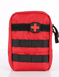 cheap -5 L Waist Bag / Waistpack - Lightweight, Wearable Outdoor Hiking, Camping, Military Oxford Army Green, Red, Khaki