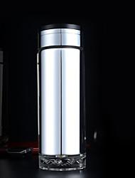 baratos -Copos Vidro de boro alto Vacuum Cup Isolamento térmico / retenção de calor 1pcs