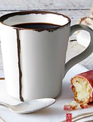 povoljno -Drinkware Porculan Šalica Toplinski izolirani 1pcs