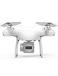 billiga -RC Drönare SHR / C SH4 RTF 4 Kanaler 6 Axel 2.4G / WIFI Med HD-kamera 720P Radiostyrd quadcopter Auto-Takeoff / Huvudlös-läge / Tillgång