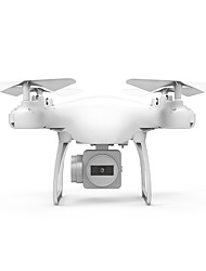 preiswerte -RC Drohne SHR / C SH4 RTF 4 Kan?le 6 Achsen 2.4G / Wifi Mit HD - Kamera 720P Ferngesteuerter Quadrocopter Auto-Takeoff / Kopfloser Modus