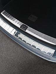 baratos -0.75m Barra do limiar do carro for Mala do carro Combo Comum Aço Inoxidável For Volkswagen 2017 Atenza / Teramont