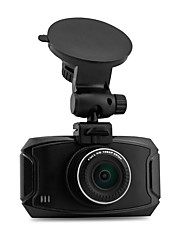 cheap -GS90A 1296P Night Vision Car DVR 170 Degree Wide Angle 2.7 inch TFT Dash Cam with GPS / G-Sensor / Loop recording Car Recorder