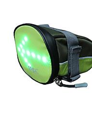 abordables -Eclairage LED / Imperméable / Lampe Arrière de Vélo LED LED Cyclisme Télécommande / Créatif / Ajustable Batterie Li-ion rechargeable 100lm