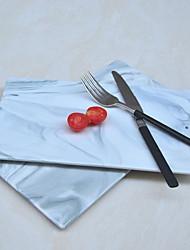olcso -1 db Porcelán Kreatív Tálak vacsorára, étkészlet