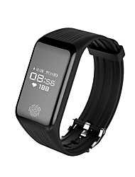 cheap -Smartwatch B3 for Android 4.3 and above Blood Pressure Measurement / Calories Burned / Touch Screen / Water Resistant / Water Proof / Exercise Record Timer / Stopwatch / Activity Tracker / Sleep