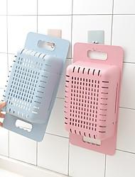 Недорогие -Кухонная организация Коробки для хранения Пластик Аксессуар для хранения / Прост в применении 1шт