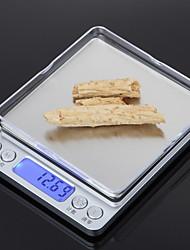 abordables -Outils de cuisine Acier Inoxydable Solidité Vie Outils Usage quotidien Pour légumes Pour Fruit Balance 1pc
