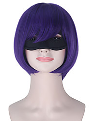 cheap -Cosplay Wigs Cosplay Cosplay Anime Cosplay Wigs 76.2cm CM Heat Resistant Fiber All