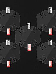 economico -5 pezzi Auto Porta Ciotola trasparente Incolla il tipo For Portiera dell'automobile For Audi A5 Tutti gli anni