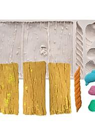 Недорогие -Инструменты для выпечки Силикон Творчество / Новое поступление / Креатив Торты / Для приготовления пищи Посуда / Для торта Десерт Декораторы 1шт