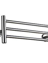 abordables -Set d'Accessoires de Salle de Bain / Barre porte-serviette / Gadget de Salle de Bain Design nouveau / Multicouche / Multifonction Moderne