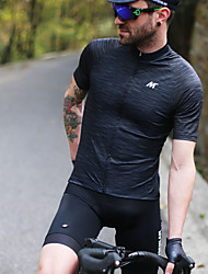 cheap -Mysenlan Men's Short Sleeve Cycling Jersey Bike Jersey / Expert / Breathable Armpits