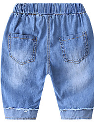 cheap -Kids Boys' Solid Colored Jeans