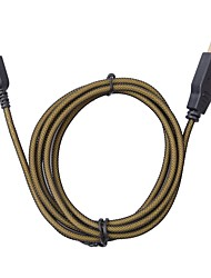 Недорогие -Кабель Назначение Nintendo DS / Nintendo 3DS / Nintendo Новый 3DS Cool Кабель Металл 1pcs Ед. изм 3cm USB 2.0