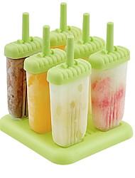 Недорогие -Инструменты для выпечки ABS + PC Своими руками Лед Popsicle Десертные инструменты 1шт